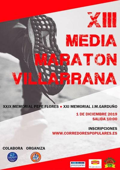 Media Maratón Camas