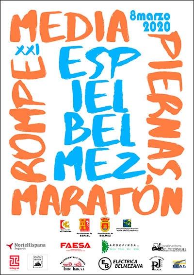 Media Maratón Espiel Belmez
