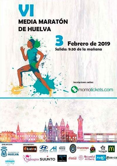Media Maratón Huelva