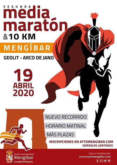 Media Maratón Mengíbar