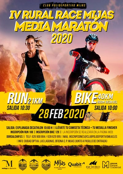 Media Maratón Mijas
