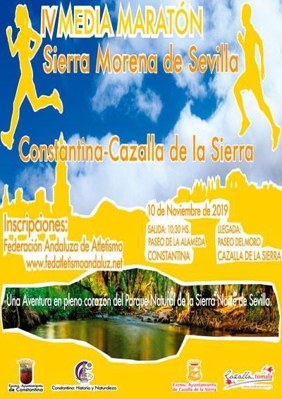Media Maratón Sierra Morena de Sevilla
