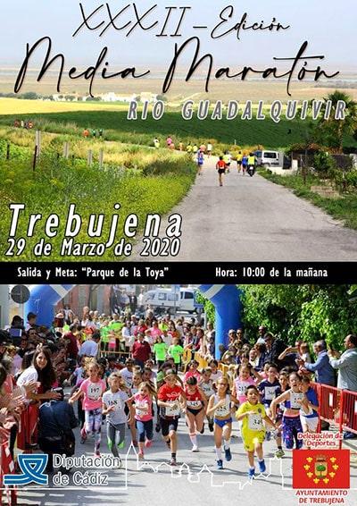 Media Maratón Trebujena