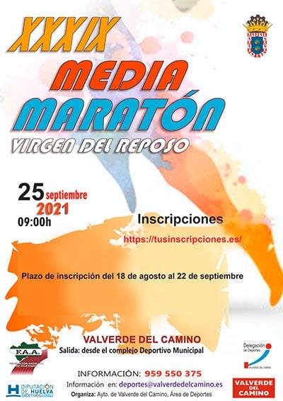 Media Maratón Valverde del Camino