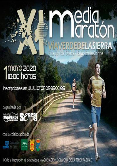 Media Maratón Vía Verde de la Sierra