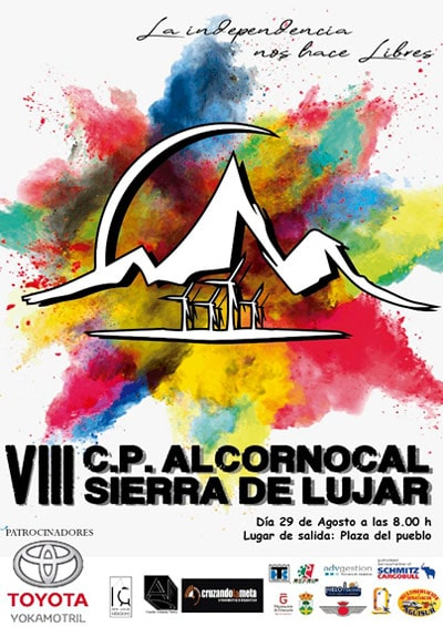 Trail Alcornocal Sierra de Lújar