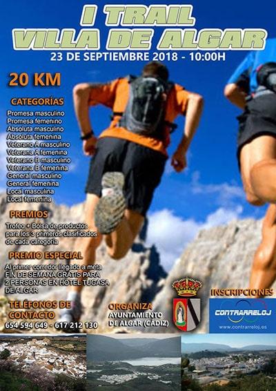 Trail Algar