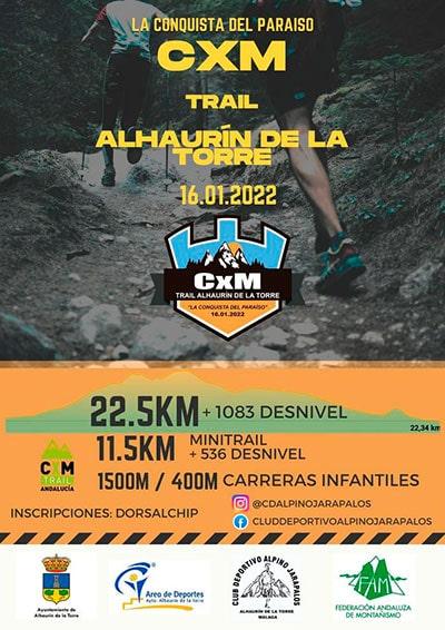 Trail Alhaurín de la Torre