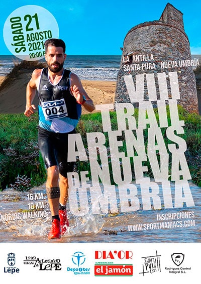 Trail Arenas Nueva Umbría