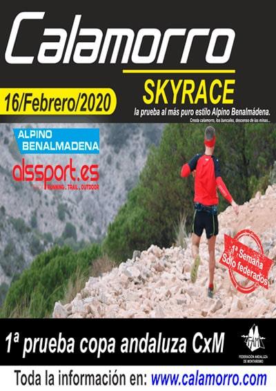 Trail Calamorro SkyRace