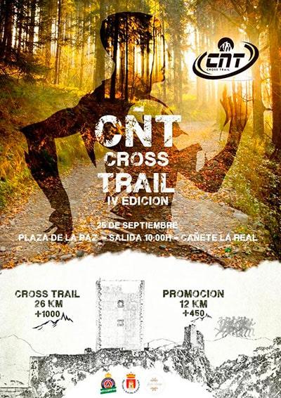 Trail Cañete la Real