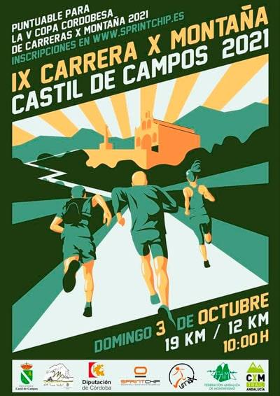 Trail Castil de Campos