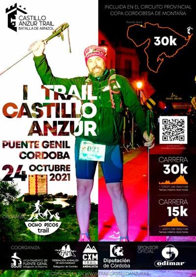 Trail Castillo Anzur Puente Genil