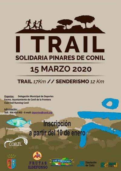 Trail Conil de la Frontera