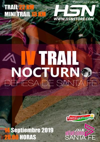 Trail Dehesa Santa Fe