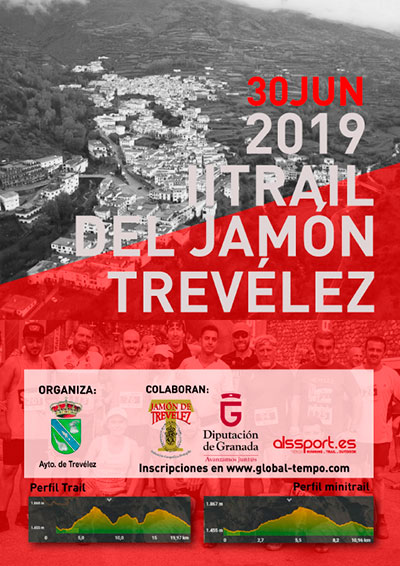 Trail del Jamón Trevélez