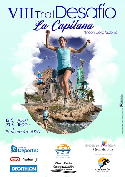 Trail Desafío La Capitana Rincón de la Victoria