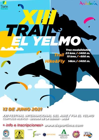 Trail El Yelmo Cortijos Nuevos