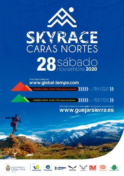 Trail Güéjar Sierra