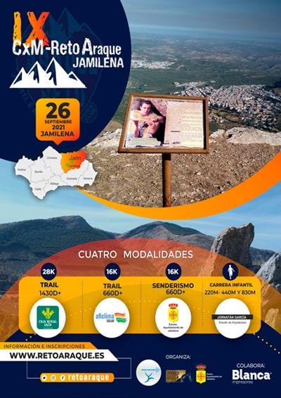 Trail Jamilena Reto Araque