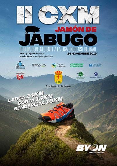Trail Jamón de Jabugo