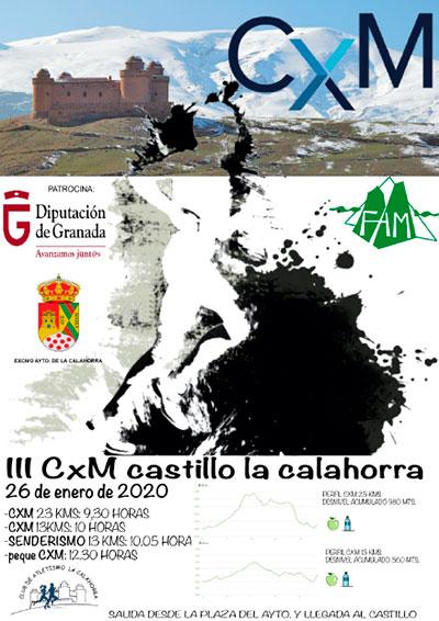 Trail La Calahorra