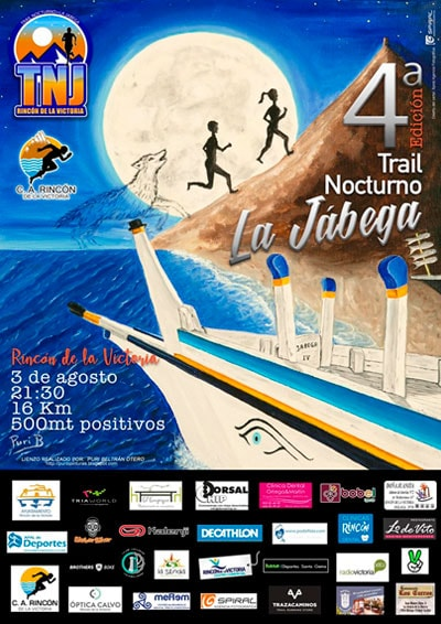 Trail La Jábega