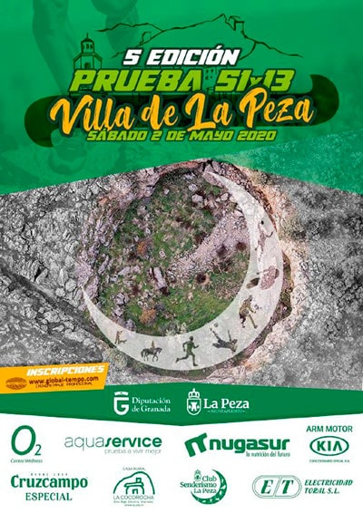 Trail La Peza