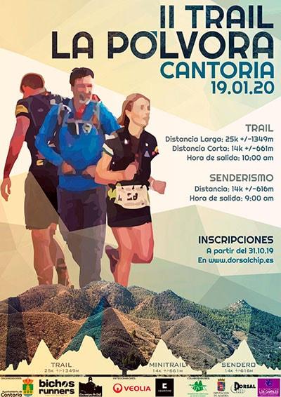 Trail La Pólvora Cantoria