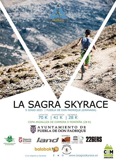 Trail La Sagra Skyrace Puebla de Don Fadrique