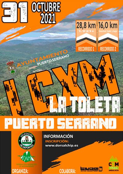 Trail La Toleta Puerto Serrano