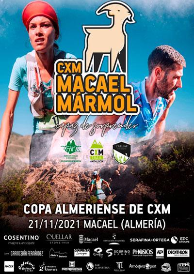 Trail Macael Mármol
