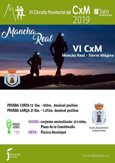 Trail Mancha Real