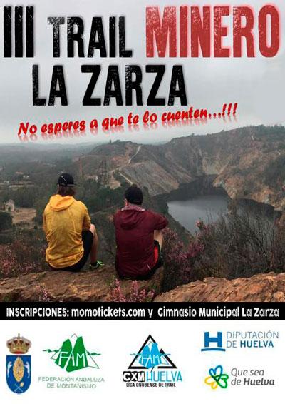 Trail Minero La Zarza