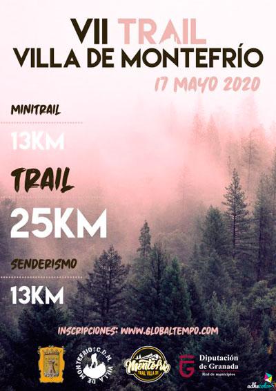 Trail Montefrío