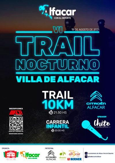 Trail Nocturno Alfacar