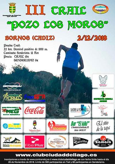 Trail Pozo Los Moros Bornos