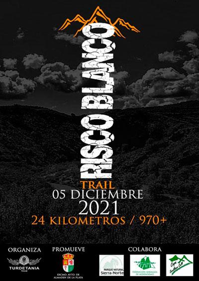 Trail Risco Blanco Almadén de la Plata