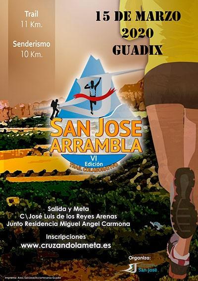 Trail San José Arrambla Guadix