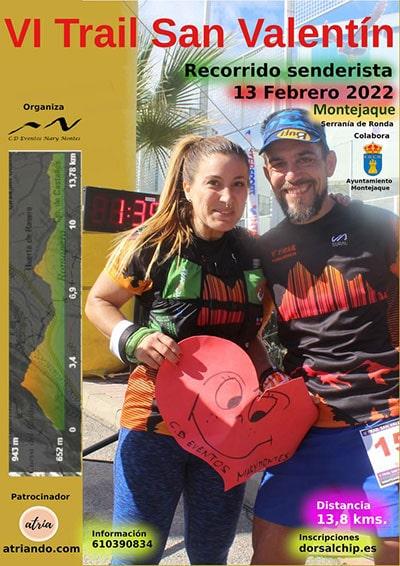 Trail San Valentín Montejaque