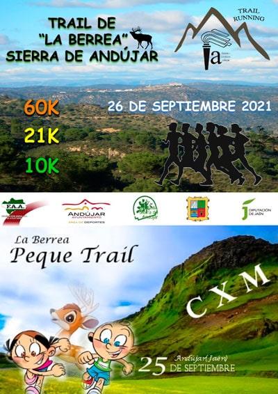 Trail Sierra de Andújar