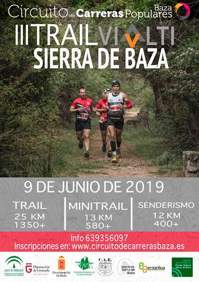 Trail Sierra de Baza