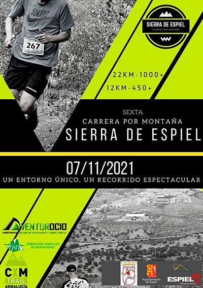 Trail Sierra de Espiel
