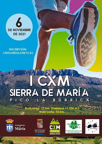 Trail Sierra de María