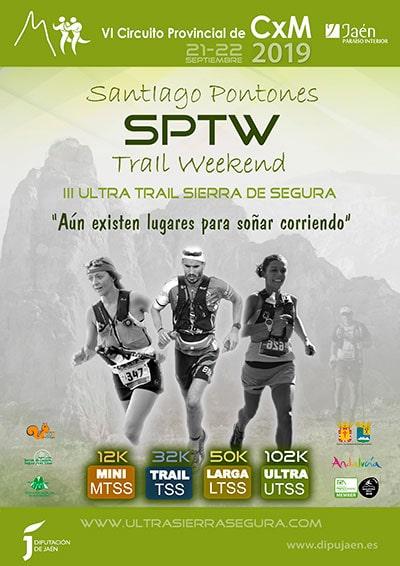 Trail Sierra de Segura Santiago Pontones