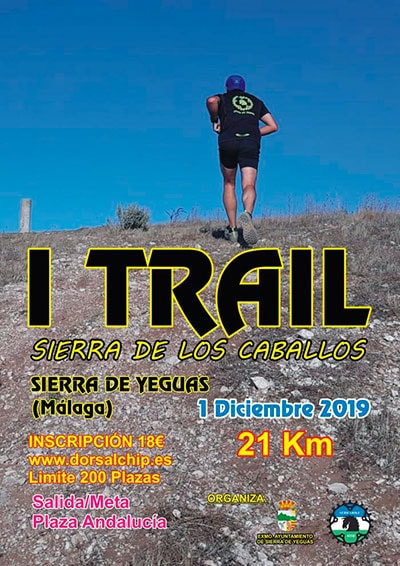Trail Sierra de Yeguas
