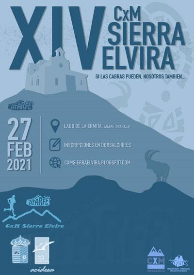 Trail Sierra Elvira Atarfe