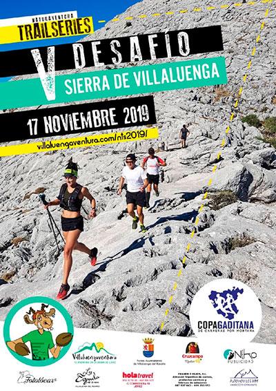 Trail Sierra Villaluenga del Rosario