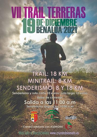 Trail Terreras Benalúa