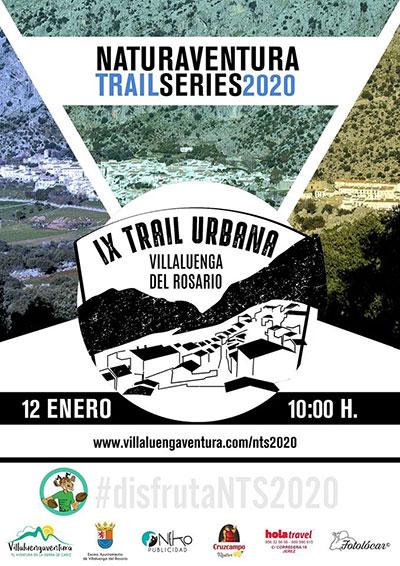 Trail Urbana Villaluenga del Rosario